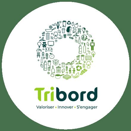 Logo TRIBORD adhérent B2E