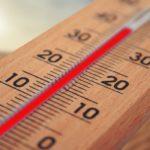 Thermomètre- réchauffement climatique