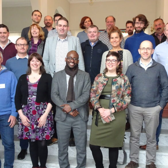 Photo de groupe 3C INTERREG
