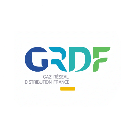 Logo GRDF adhérent B2E