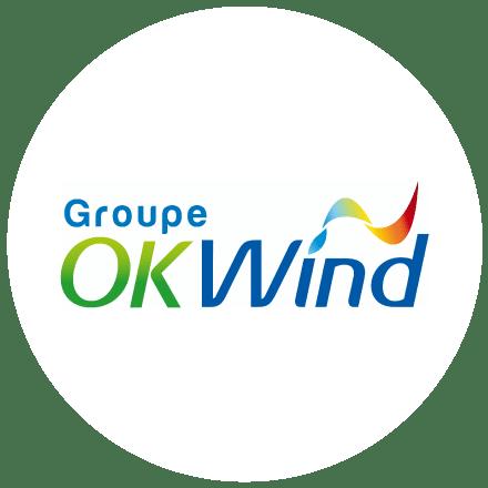 Logo OK WIND adhérent B2E
