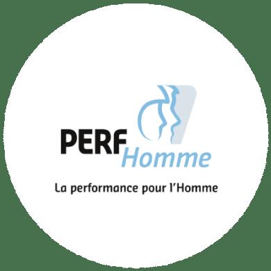 Logo PERFHOMME adhérent B2E