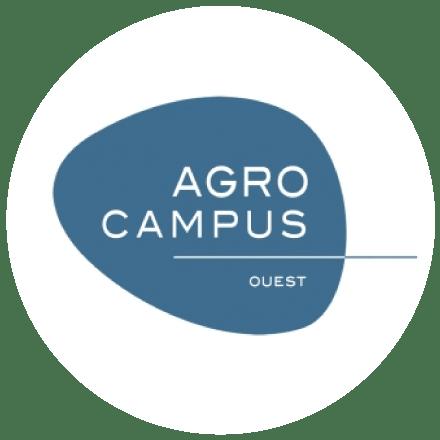 Logo AGROCAMPUS adhérent B2E