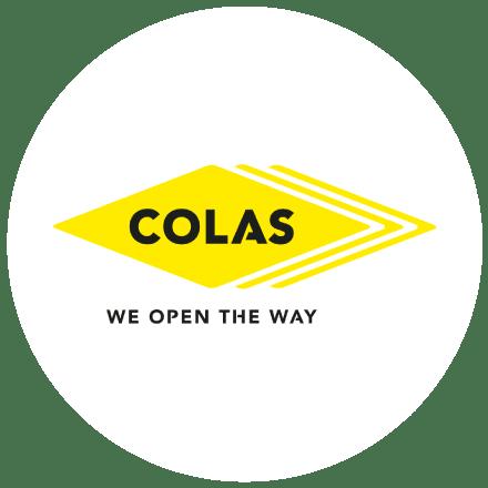 Logo COLAS adhérent B2E