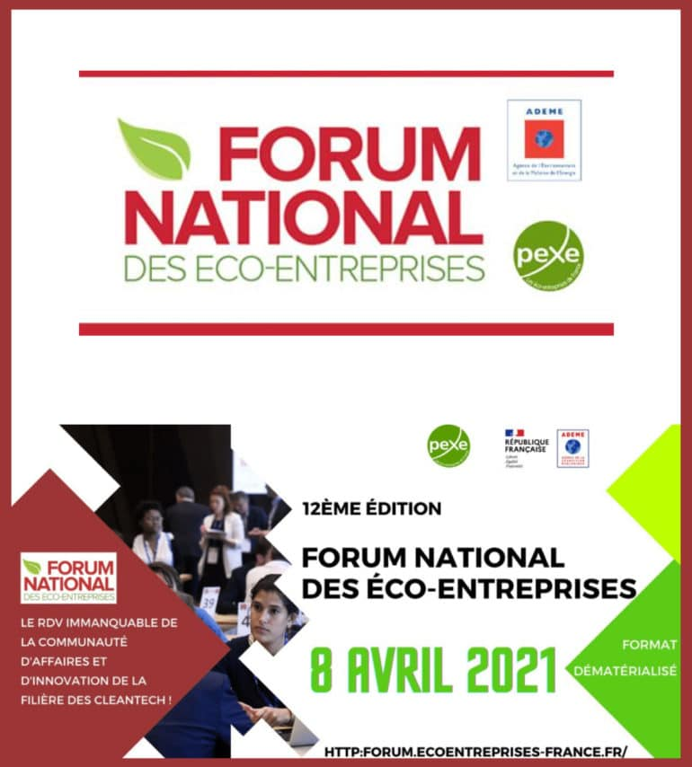 Forum National des Éco-Entreprises