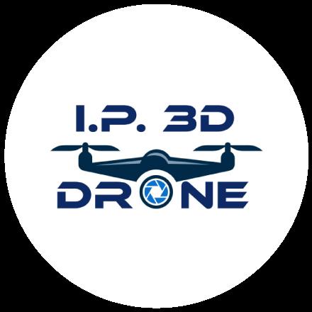 Logo IP 3D Drone adhérent B2E
