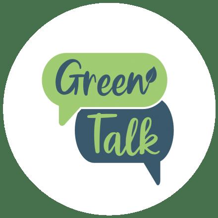 Logo Green Talk B2E